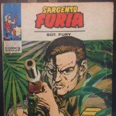 Cómics: SARGENTO FURIA VOL.1 N.9 OJO POR OJO . SGT. FURY . EDICIONES INTERNACIONALES . ( 1972/1974 ).. Lote 194631677