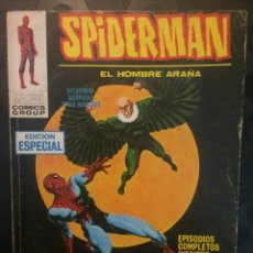 Cómics: SPIDERMAN EL HOMBRE ARAÑA VOL.1 N.19 LAS ALAS DEL BUITRE . EDICIONES INTERNACIONALES . ( 1969/1974 ). Lote 194632138