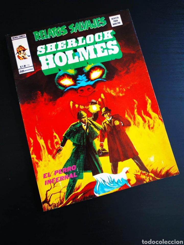 DE KIOSCO RELATOS SALVAJES 36 VERTICE (Tebeos y Comics - Vértice - Relatos Salvajes)