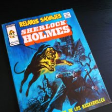 Cómics: DE KIOSCO RELATOS SALVAJES 35 VERTICE. Lote 194680430