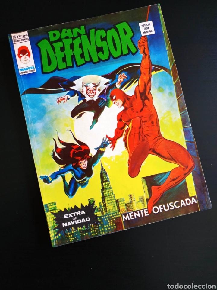 EXCELENTE ESTADO DAN DEFENSOR EXTRA DE NAVIDAD VERTICE (Tebeos y Comics - Vértice - Dan Defensor)