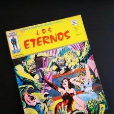 Cómics: NORMAL ESTADO SELECCIONES MARVEL 13 LOS ETERNOS VERTICE. Lote 194700440