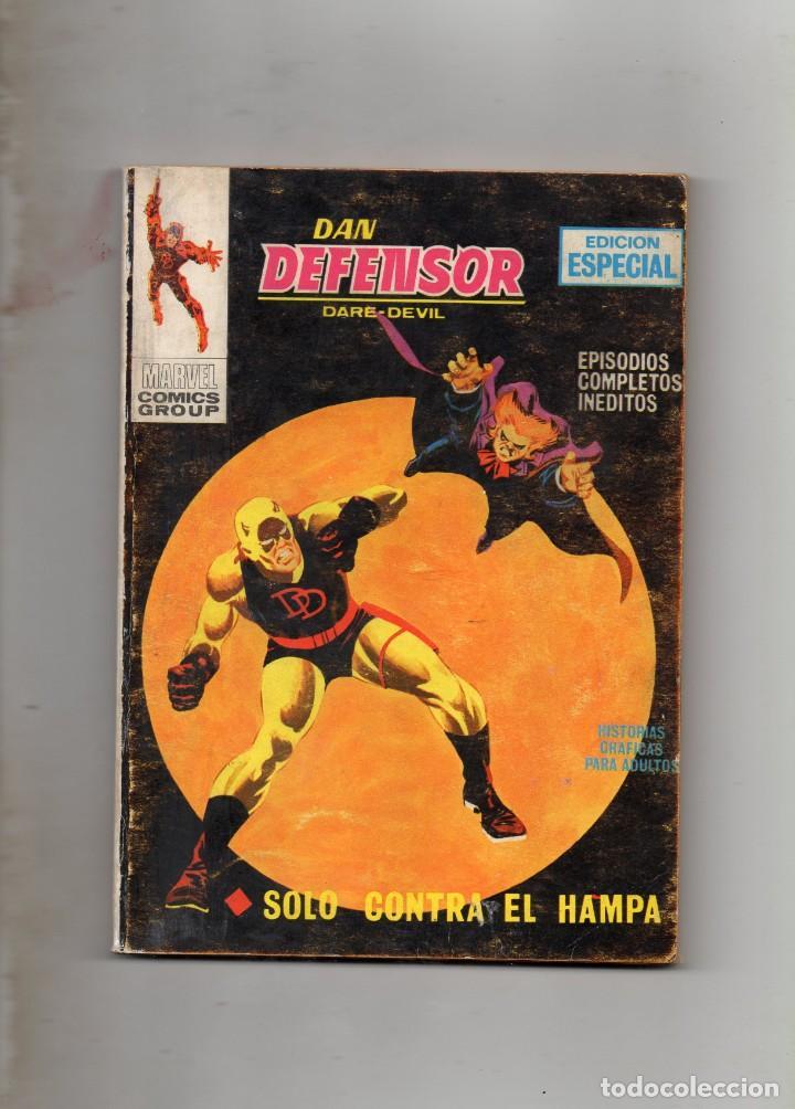 COMIC VERTICE 1970 DAN DEFENSOR VOL1 Nº 9 ( BUEN ESTADO ) (Tebeos y Comics - Vértice - Dan Defensor)