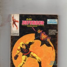 Cómics: COMIC VERTICE 1970 DAN DEFENSOR VOL1 Nº 9 ( BUEN ESTADO ). Lote 194701865
