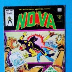 Cómics: NOVA VOL.1 Nº 41 - LA LLEGADA DEL COMETA - VÉRTICE 1978. Lote 194711091