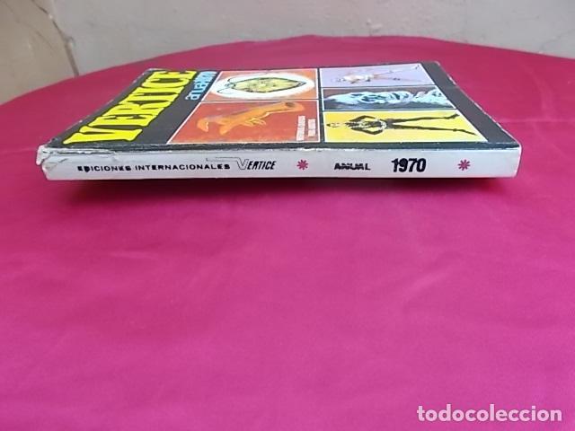 Cómics: VERTICE - ANUAL 1970. EDICIONES VÉRTICE - Foto 5 - 194712823