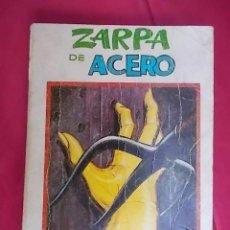Cómics: ZARPA DE ACERO. Nº 8. EDICIONES VÉRTICE. Lote 194717275