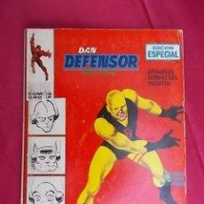 Fumetti: DAN DEFENSOR. VOL 1. Nº 5. MIENTRAS LA CIUDAD DUERME. EDICIONES VÉRTICE. TACO. Lote 194738666