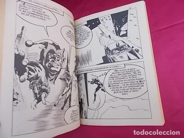Cómics: DAN DEFENSOR. VOL 1. Nº 18. LA ULTIMA JUGADA. EDICIONES VÉRTICE. TACO - Foto 4 - 194741697
