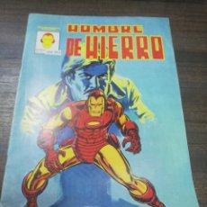 Cómics: HOMBRE DE HIERRO. ¡ EL PRINCIPE DEL MAR!. EDICIONES VERTICE. . Lote 194763778