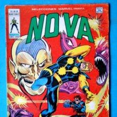 Cómics: NOVA VOL.1 Nº 38 ¡ EL CHOQUE FINAL ! - VÉRTICE 1978. Lote 194780066