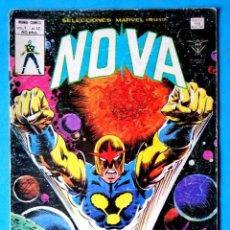 Cómics: NOVA VOL.1 Nº 42 ¡ LOS NUEVOS CAMPEONES ! - VÉRTICE 1978. Lote 194780923