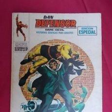 Fumetti: DAN DEFENSOR. VOL 1. Nº 12. LUCHA IMPOSIBLE. EDICIONES VÉRTICE. TACO. Lote 194870748