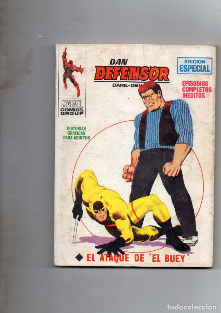 COMIC VERTICE 1970 DAN DEFENSOR VOL1 Nº 8 ( BUEN ESTADO ) (Tebeos y Comics - Vértice - Dan Defensor)