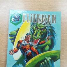 Fumetti: FLIERMAN RETAPADO (FLIERMAN LINEA 83 COMPLETA -4 NUMEROS - + ZARPA DE ACERO #6). Lote 194889533