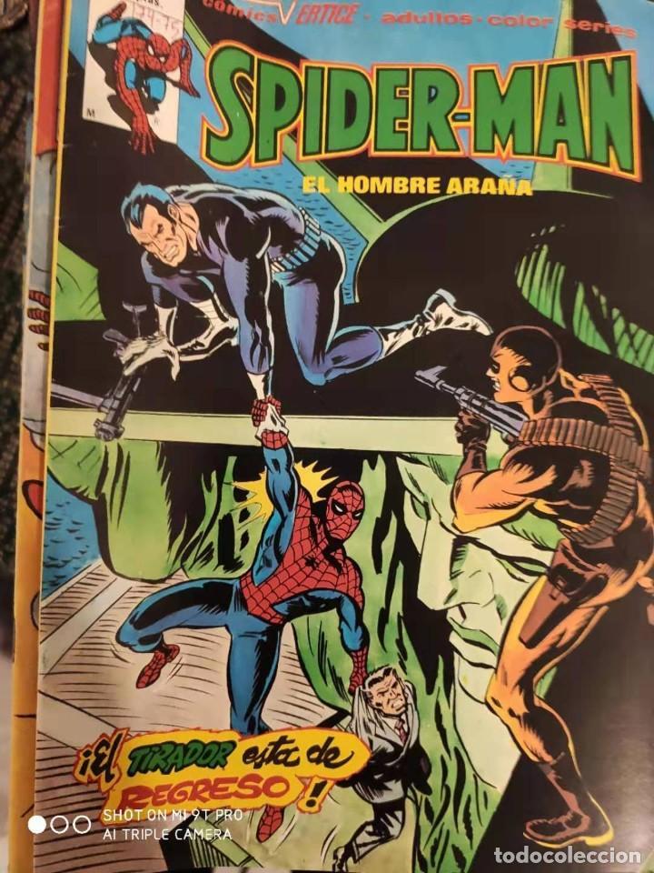 SPIDERMAN V3 DE VERTICE (Tebeos y Comics - Vértice - V.3)