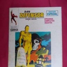 Fumetti: DAN DEFENSOR. VOL 1. Nº 22. ¡ COBARDE...COBARDE ¡. EDICIONES VÉRTICE. TACO. Lote 194894571