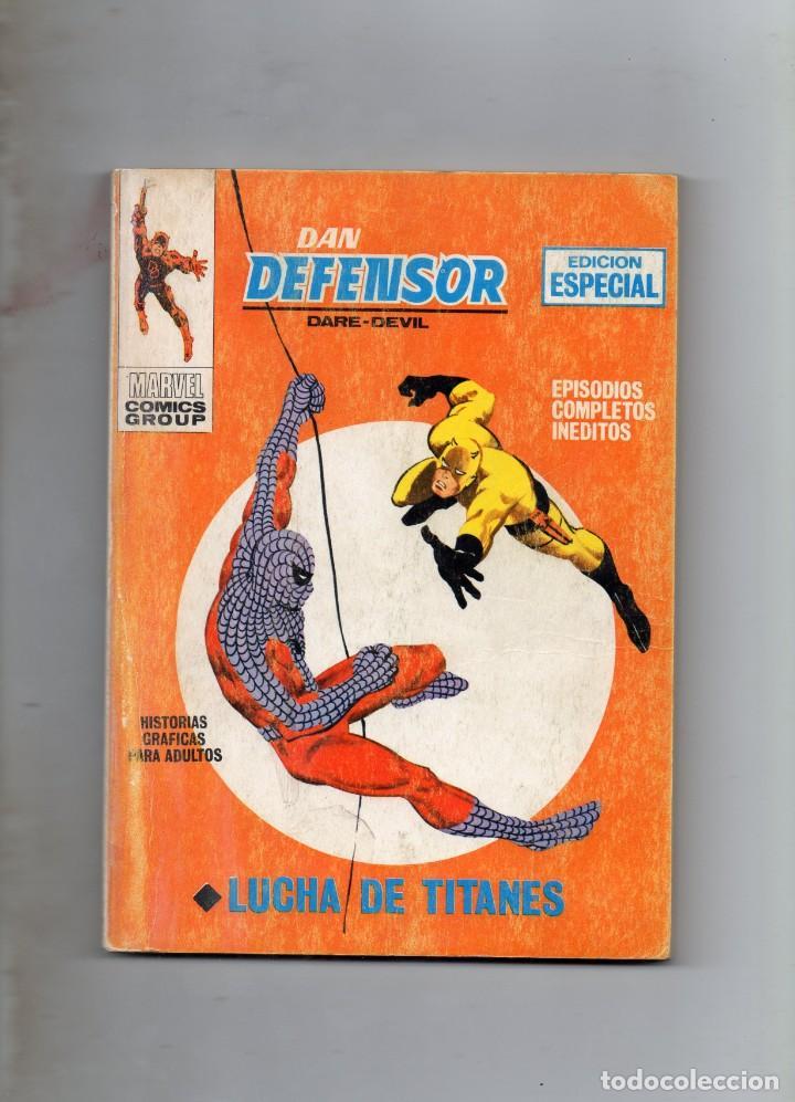 COMIC VERTICE 1970 DAN DEFENSOR VOL1 Nº 7 ( BUEN ESTADO ) (Tebeos y Comics - Vértice - Dan Defensor)