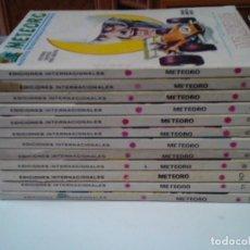Cómics: METEORO - VERTICE - VOLUMEN 1 - COMPLETA - GORBAUD - CJ 114. Lote 194924608