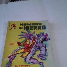 Fumetti: HOMBRE DE HIERRO- VERTICE - SURCO - COLECCION COMPLETA - GORBAUD. Lote 194928811