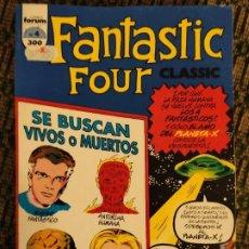 Cómics: LOS 4 FANTANTISCOS CLASIC NUMERO 4. Lote 194932198