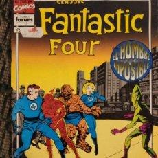 Cómics: LOS 4 FANTANTISCOS CLASIC NUMERO 6. Lote 194932343