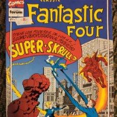 Cómics: LOS 4 FANTANTISCOS CLASIC NUMERO 9. Lote 194932603
