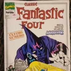 Cómics: LOS 4 FANTANTISCOS CLASIC NUMERO 11. Lote 194932707