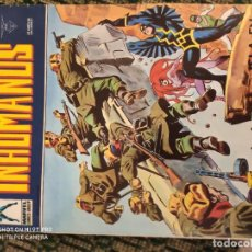 Cómics: LOS INHUMANOS, VERTICE, V.1 - Nº 5. Lote 194943090