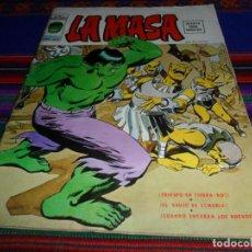 Cómics: VÉRTICE VOL. 2 LA MASA Nº 3. 1974. 30 PTS. TRIUNFO EN TIERRA-DOS. BUEN ESTADO Y DIFÍCIL.. Lote 194950348