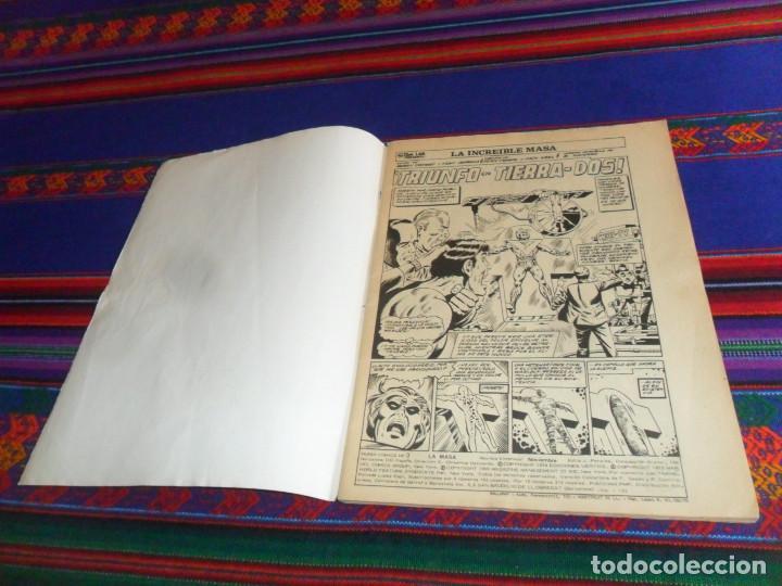 Cómics: VÉRTICE VOL. 2 LA MASA Nº 3. 1974. 30 PTS. TRIUNFO EN TIERRA-DOS. BUEN ESTADO Y DIFÍCIL. - Foto 2 - 194950348