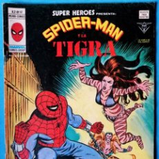 Cómics: SPIDERMAN Y LA TIGRA VOL 2 - Nº 92 - VERTICE 1978 ''BUEN ESTADO''. Lote 194964636