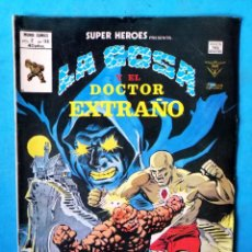 Cómics: LA COSA Y EL DOCTOR EXTRAÑO - VOL. 2 - Nº 116 - VÉRTICE 1978 ''BUEN ESTADO'' . Lote 195007200