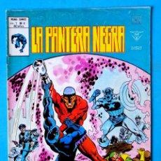 Cómics: LA PANTERA NEGRA - VOL. 1 - Nº 8 - LA VENGANZA DE LA PANTERA - VÉRTICE . Lote 195013693