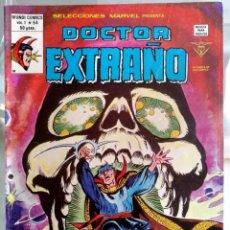 Cómics: DOCTOR EXTRAÑO VOL. 1 - Nº 54 - EN MEDIO DE LA LOCURA - VÉRTICE 1982 ''BUEN ESTADO'' . Lote 195024845