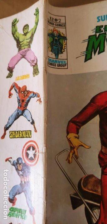 Cómics: Vertice Super Heroes vol.2 nº 2 el Motorista Fantasma muy difícil - Foto 13 - 195031208
