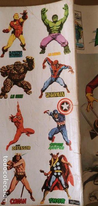 Cómics: Vertice Super Heroes vol.2 nº 2 el Motorista Fantasma muy difícil - Foto 15 - 195031208
