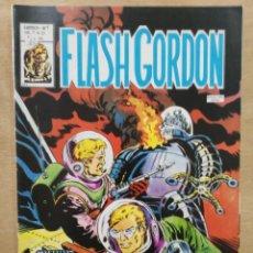 Cómics: FLASH GORDON - VOL. 2 Nº 31, VISITANTES EN EL ÁRTICO 2ª PARTE / EL PLANETA DE LOS KLET - ED. VÉRTICE. Lote 195092232