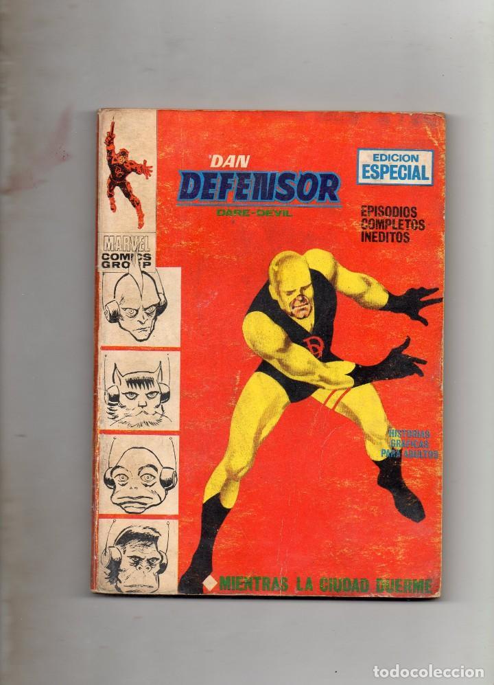 COMIC VERTICE 1969 DAN DEFENSOR VOL1 Nº 5 ( NORMAL ESTADO ) (Tebeos y Comics - Vértice - Dan Defensor)