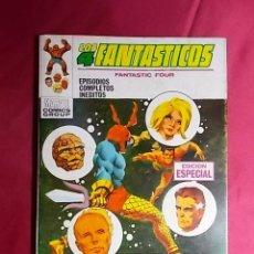 Cómics: LOS 4 FANTASTICOS. VOL 1. Nº 15. LAS HUESTES DEL MAL . EDICIONES VÉRTICE. TACO. Lote 195147907