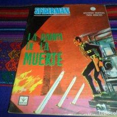 Cómics: VÉRTICE GRAPA SPIDERMAN SPIDER FLIERMAN Nº 6. 7 PTS. 1967. LA RAMPA DE LA MUERTE. BUEN ESTADO. Lote 195156520