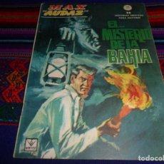 Cómics: VÉRTICE GRAPA MAX AUDAZ Nº 13. 10 PTS. 1965. EL MISTERIO DE LA BAHÍA. MUY BUEN ESTADO. . Lote 195156767