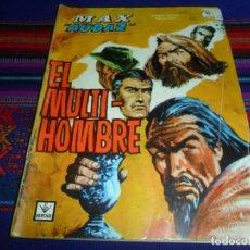 Cómics: VÉRTICE GRAPA MAX AUDAZ Nº 15. 10 PTS. 1965. EL MULTI-HOMBRE.. Lote 195157003