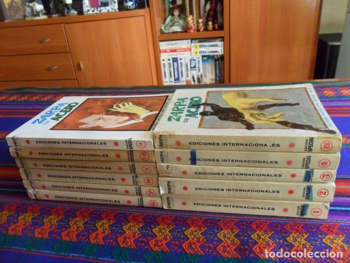 Cómics: VÉRTICE VOL. 1 EDICIÓN ESPECIAL ZARPA DE ACERO NºS 1 2 3 4 5 6 7 8 9 10 11 COMPLETA. 50 PTS. 1970. - Foto 3 - 195158256