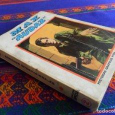 Cómics: VÉRTICE VOL. 1 EDICIÓN ESPECIAL MAX AUDAZ Nº 2. 1973. 50 PTS. 288 PÁGINAS COMPLETO.. Lote 195158713