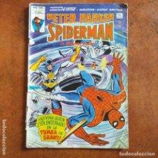 Cómics: PETER PARKER SPIDERMAN. ADIVINA QUIÉN ESTÁ ENTERRADO EN LA TUMBA DE GRANT. NUM 12. Lote 195159002