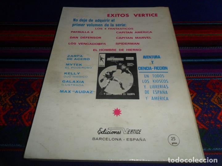 Cómics: VÉRTICE VOL. 1 KELLY OJO MÁGICO Nº 17. 25 PTS. 1970. ENTRE FILIBUSTEROS. MUY BUEN ESTADO Y DIFÍCIL. - Foto 3 - 195159410