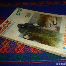 Cómics: VÉRTICE VOL. 1 MAX AUDAZ Nº 21 Y ÚLTIMO. 25 PTS. 1970. EL CASTILLO SINIESTRO. . Lote 195159647