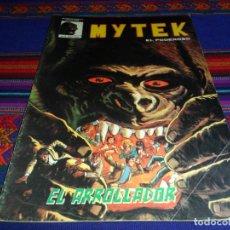 Cómics: VÉRTICE MUNDICOMICS COLOR MYTEK EL PODEROSO Nº 4. 90 PTS. 1981. EL ARROLLADOR. . Lote 195160073