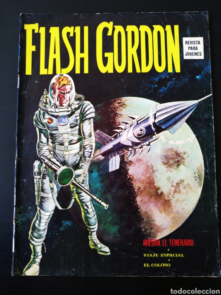 NORMAL ESTADO FLASH GORDON 1 VERTICE (Tebeos y Comics - Vértice - Flash Gordon)